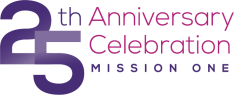 MissionONE25th