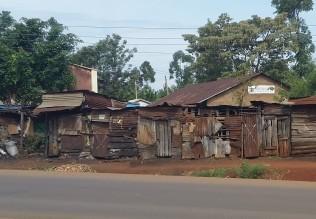Roadside snapshots - Nairobi