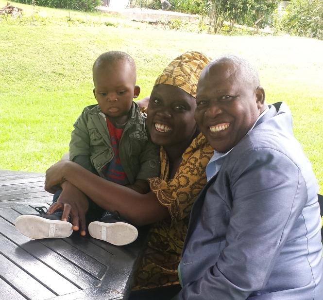 Joseph & Gracia from Togo (AECM)