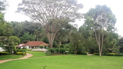 Brackenhurst Retreat Center-Limuru, Kenya