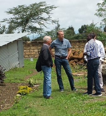 Visiting a Mission ONE ministry in Kijabe, Kenya - NEO Kenya
