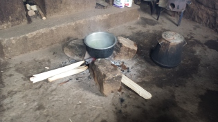 Inside Rahab's kitchen